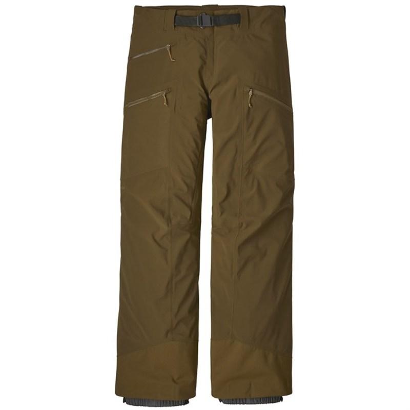 パタゴニア メンズ カジュアルパンツ ボトムス Patagonia Descensionist Pants Sediment