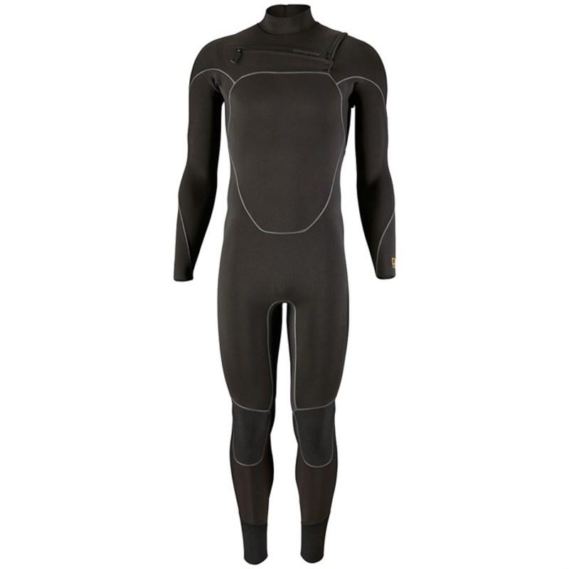 パタゴニア メンズ 上下セット 水着 Patagonia R3 Yulex Front Zip Wetsuit Black
