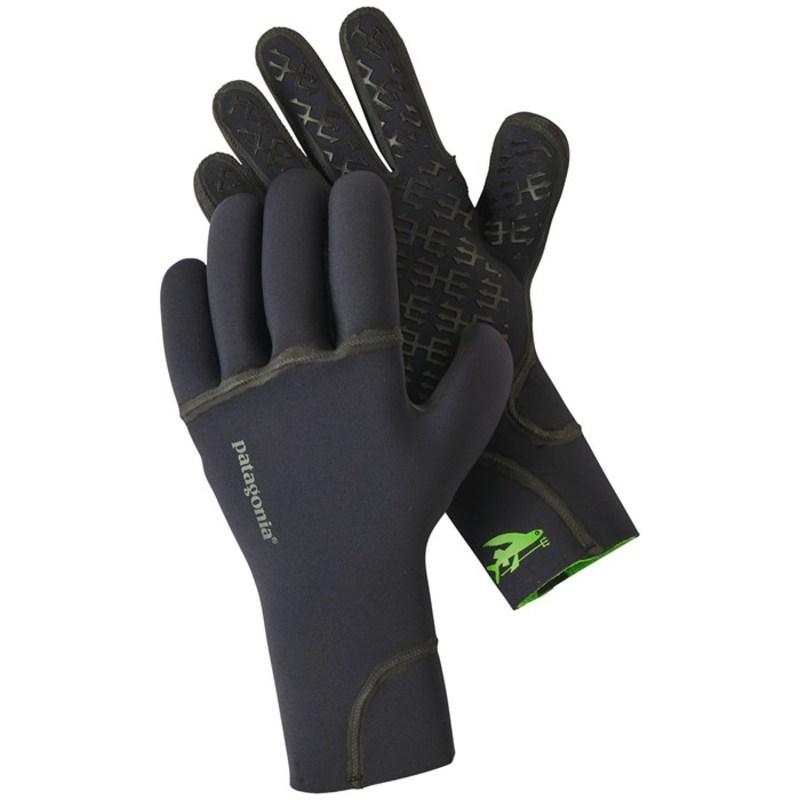 パタゴニア メンズ 手袋 アクセサリー Patagonia R2 Yulex Wetsuit Gloves Black