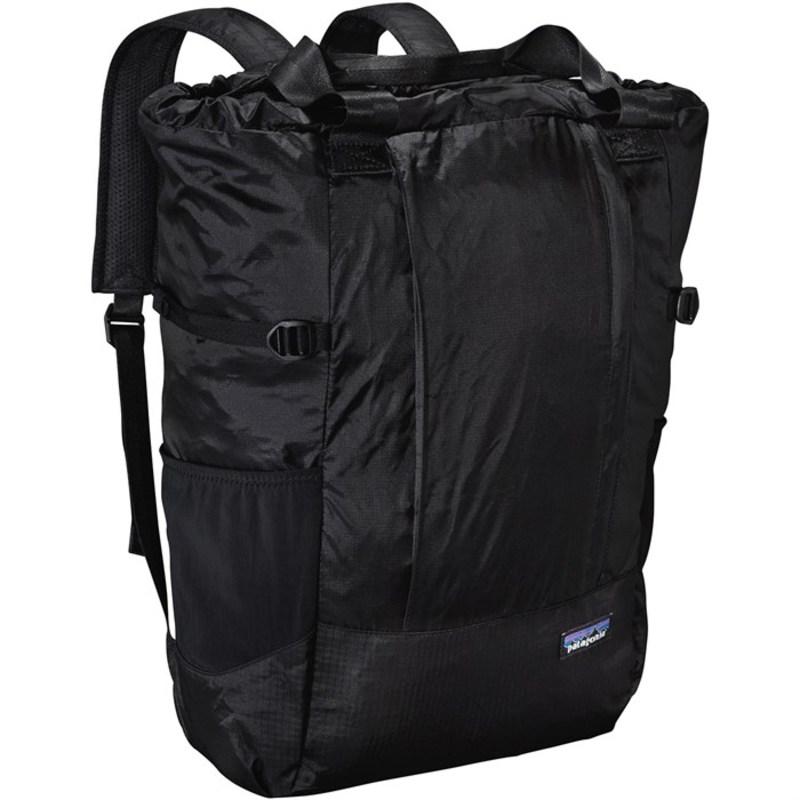 パタゴニア メンズ バックパック・リュックサック バッグ Patagonia Lightweight Travel Tote Pack Black