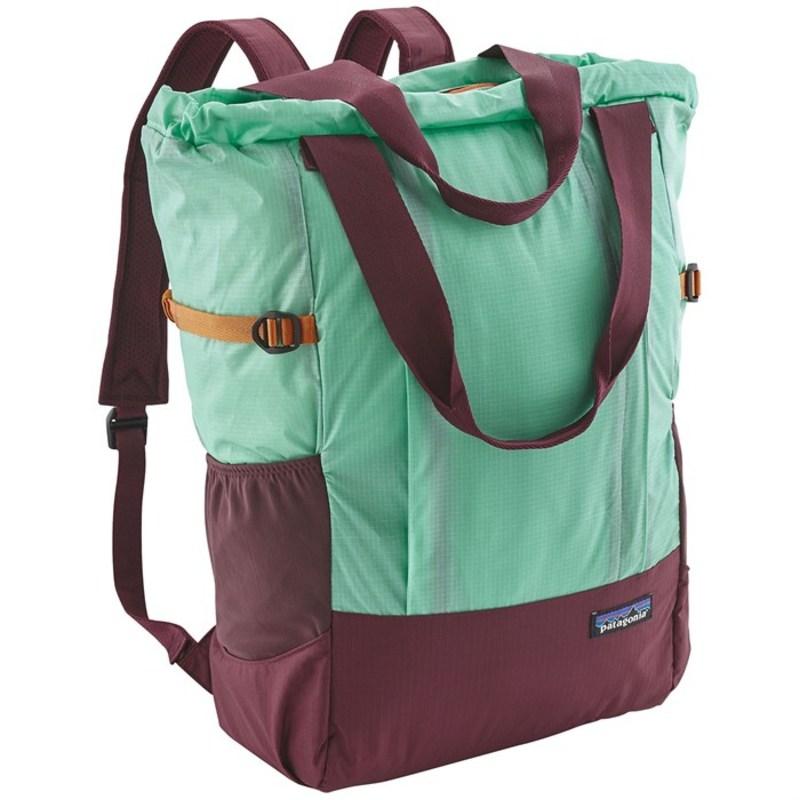 パタゴニア メンズ バックパック・リュックサック バッグ Patagonia Lightweight Travel Tote Pack Vjosa Green