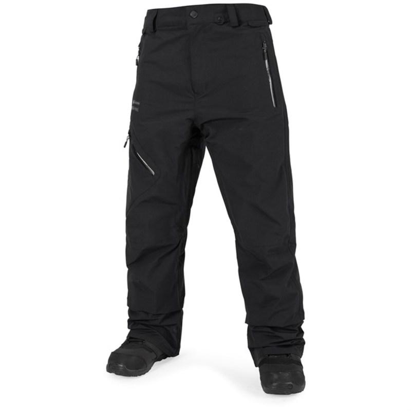 ボルコム メンズ カジュアルパンツ ボトムス Volcom L GORE-TEX Pants Black