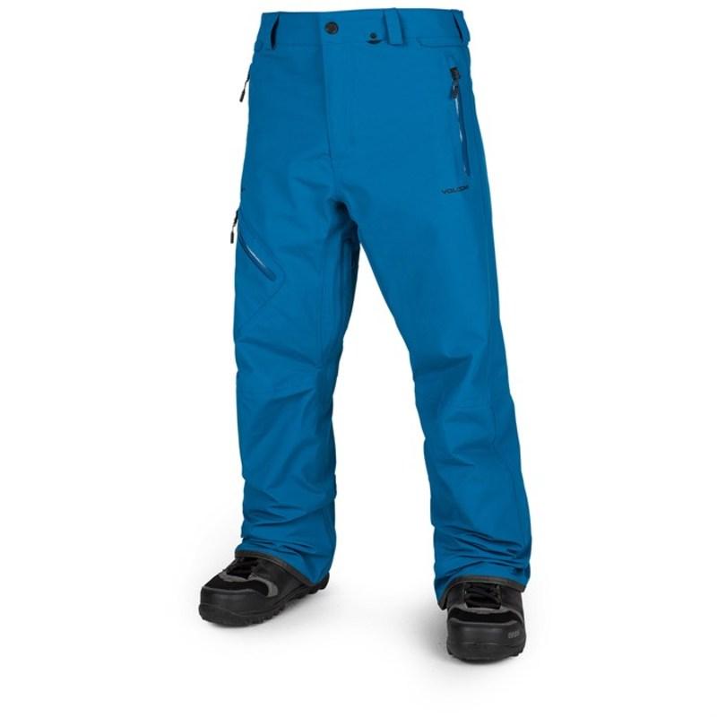 ボルコム メンズ カジュアルパンツ ボトムス Volcom L GORE-TEX Pants Blue