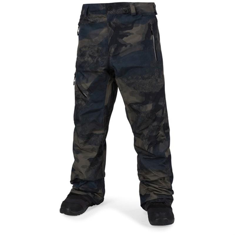 ボルコム メンズ カジュアルパンツ ボトムス Volcom L GORE-TEX Pants Camouflage