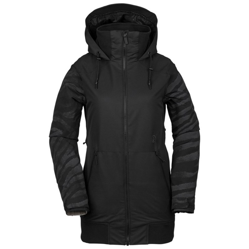 ボルコム レディース ジャケット・ブルゾン アウター Volcom Meadows Insulated Jacket - Women's Black