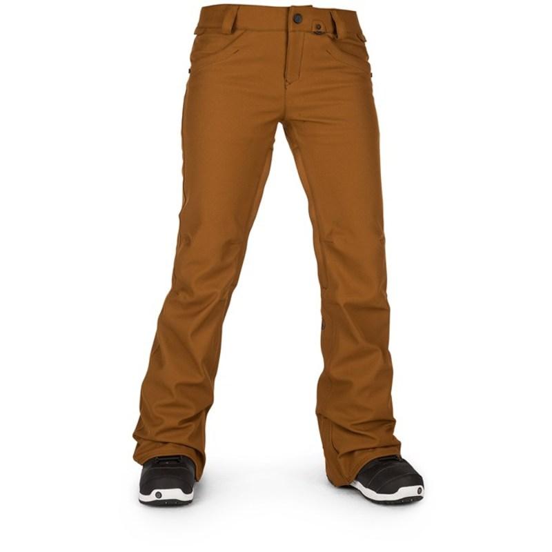 ボルコム レディース カジュアルパンツ ボトムス Volcom Species Stretch Pants - Women's Copper