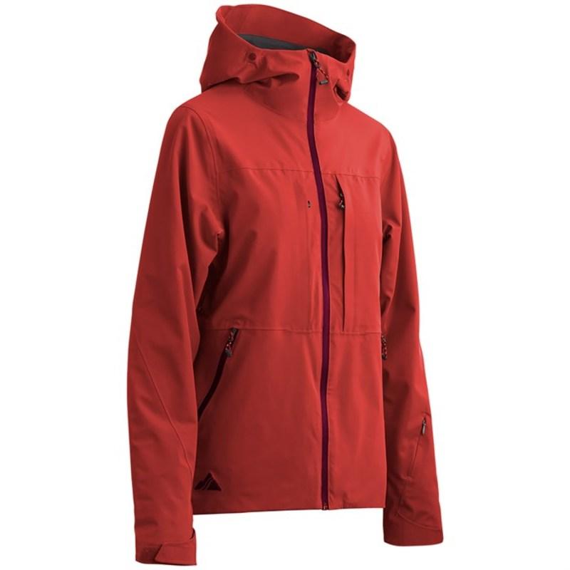 ストラフェ レディース ジャケット・ブルゾン アウター Strafe Lucky Jacket - Women's Warm Red