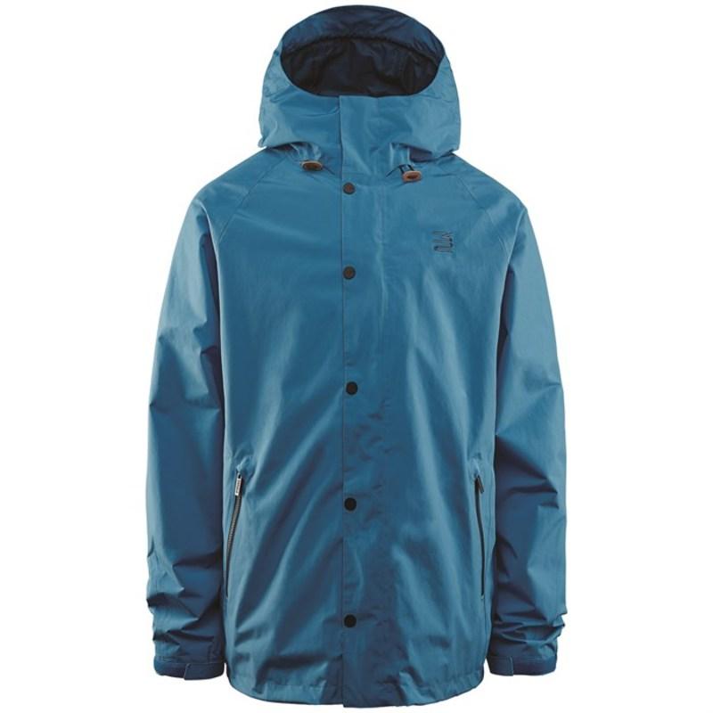 サーティーツー メンズ ジャケット・ブルゾン アウター thirtytwo Reserve Jacket Blue
