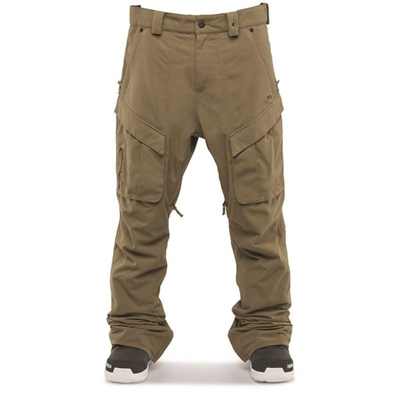 サーティーツー メンズ カジュアルパンツ ボトムス thirtytwo Mantra Pants Olive