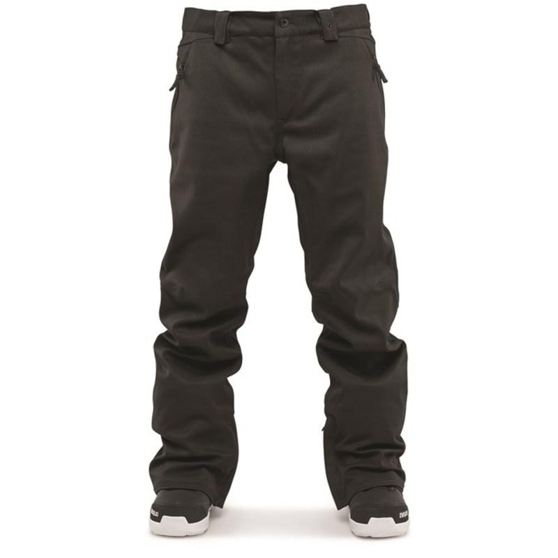 サーティーツー メンズ カジュアルパンツ ボトムス thirtytwo Wooderson Pants Black