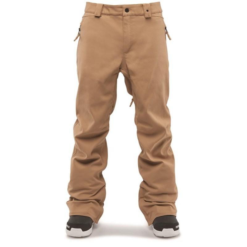 サーティーツー メンズ カジュアルパンツ ボトムス thirtytwo Wooderson Pants Brown