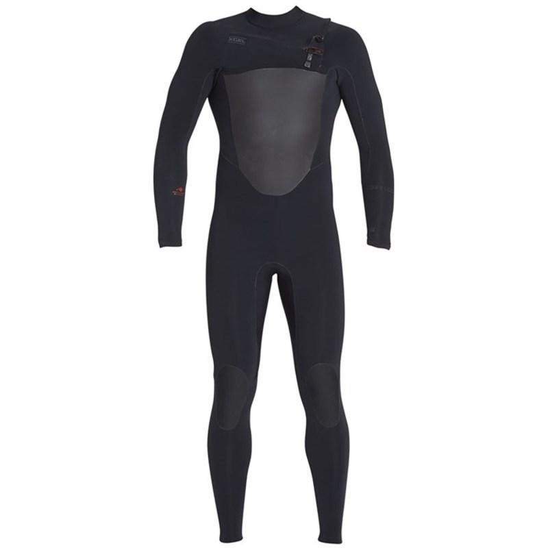 エクセル メンズ 上下セット 水着 XCEL 4/3 Drylock Celliant Wetsuit Black