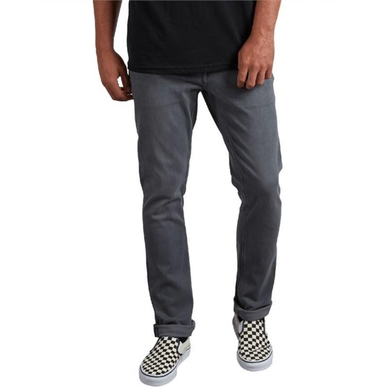 ボルコム メンズ カジュアルパンツ ボトムス Volcom Vorta Jeans Grey Vintage
