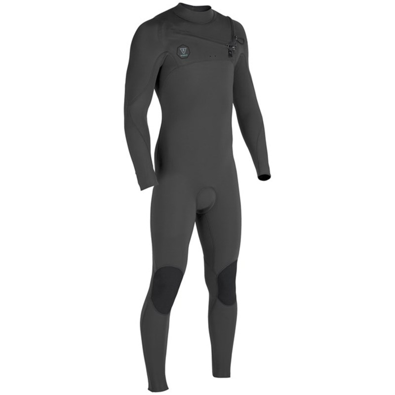 ヴィスラ メンズ 上下セット 水着 Vissla 7 Seas 4/3 Chest Zip Wetsuit Charcoal