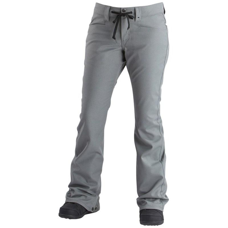 エアブラスター レディース カジュアルパンツ ボトムス Airblaster Fancy Pants - Women's Grey