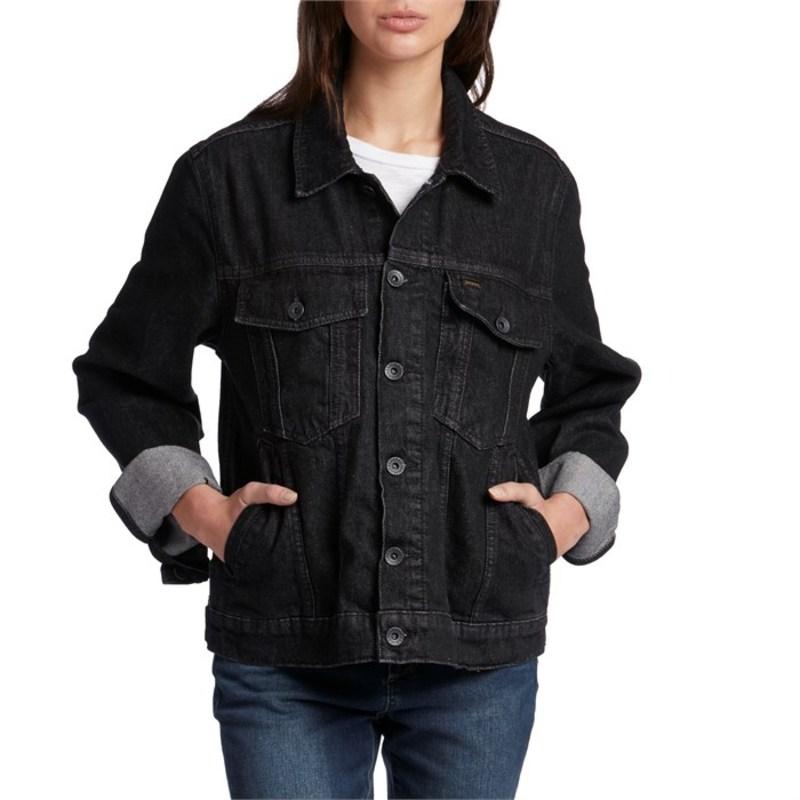 ブリクストン レディース ジャケット・ブルゾン アウター Brixton Cable Denim Jacket - Women's iu