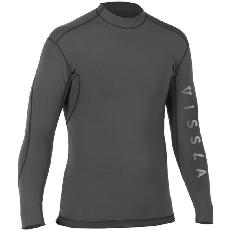 ヴィスラ メンズ 上下セット 水着 Vissla 1mm Reversible Performance Wetsuit Jacket Stealth
