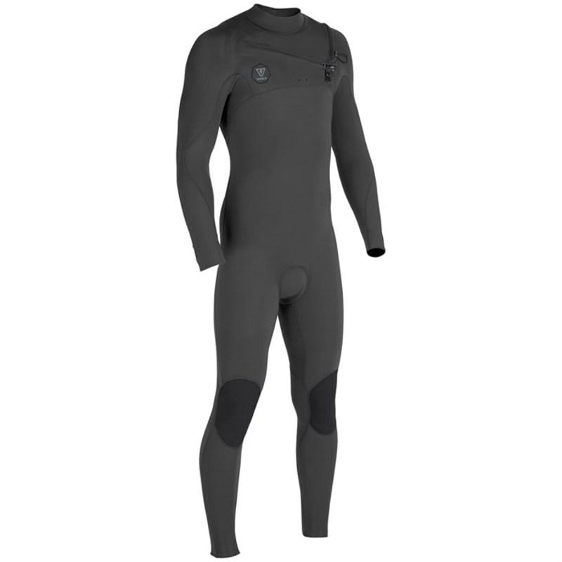 ヴィスラ メンズ 上下セット 水着 Vissla 7 Seas 2/2 Chest Zip Wetsuit Charcoal