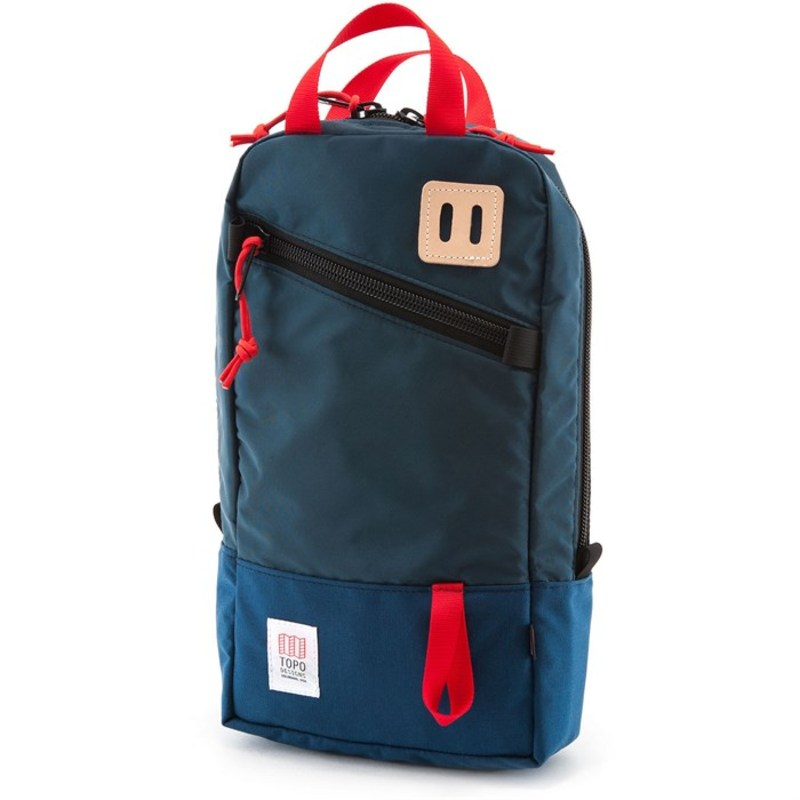 トポ・デザイン メンズ バックパック・リュックサック バッグ Topo Designs Trip Backpack Navy