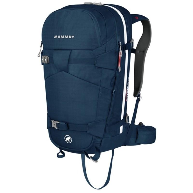マムート レディース バックパック・リュックサック バッグ Mammut Ride Short Removable Airbag 3.0 Backpack (Airbag Ready) - Women's Marine