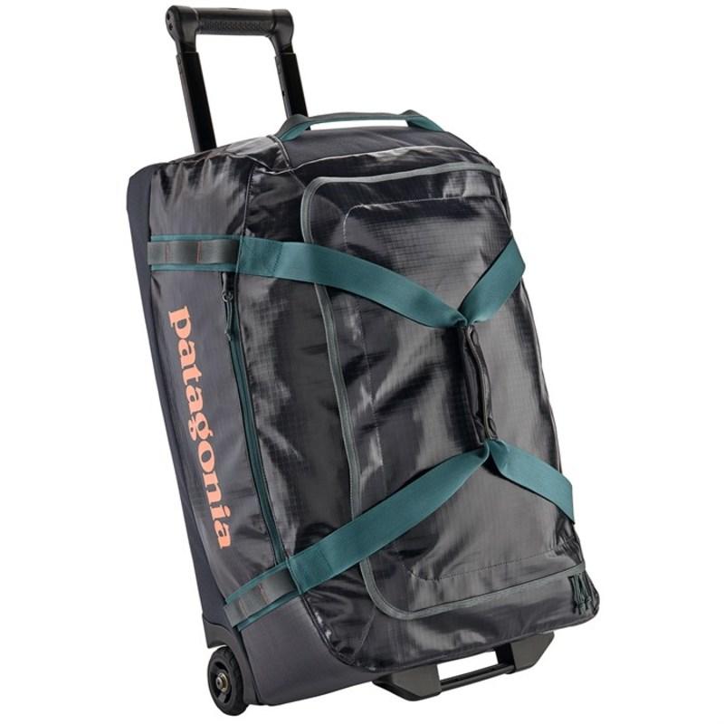 パタゴニア メンズ ボストンバッグ バッグ Patagonia Black Hole? 70L Wheeled Duffel Bag Smolder Blue