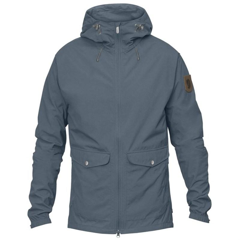 フェールラーベン メンズ ジャケット・ブルゾン アウター Fjallraven Greenland Wind Jacket Dusk