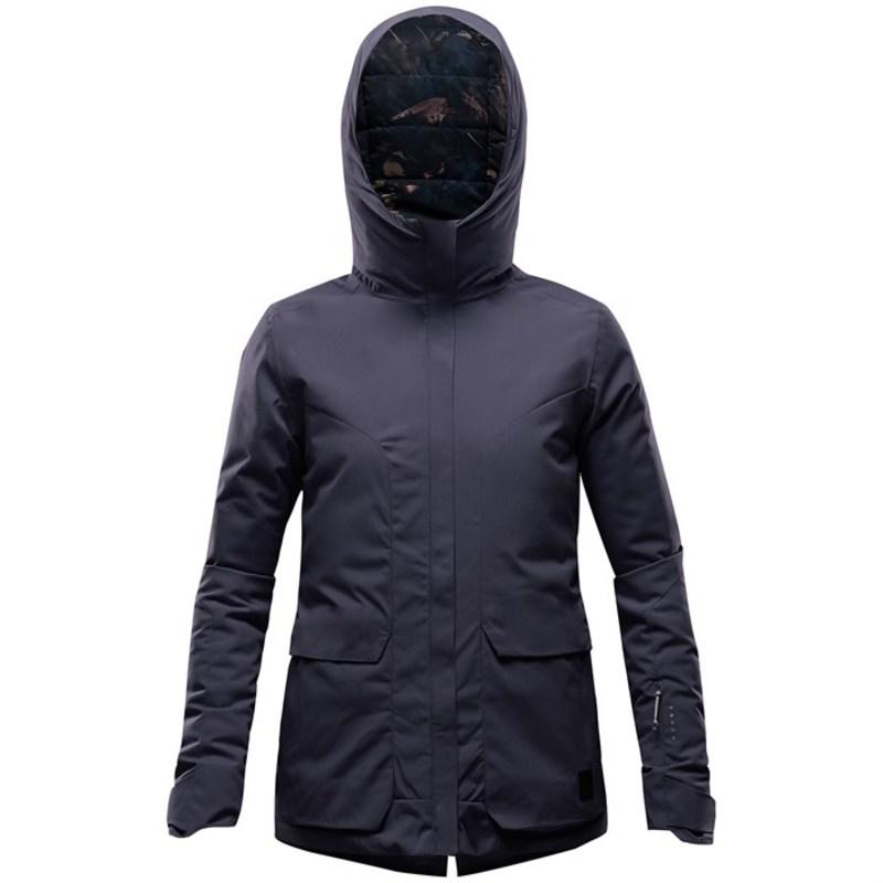 オラージュ レディース ジャケット・ブルゾン アウター Orage Cath Insulated Jacket - Women's Indigo