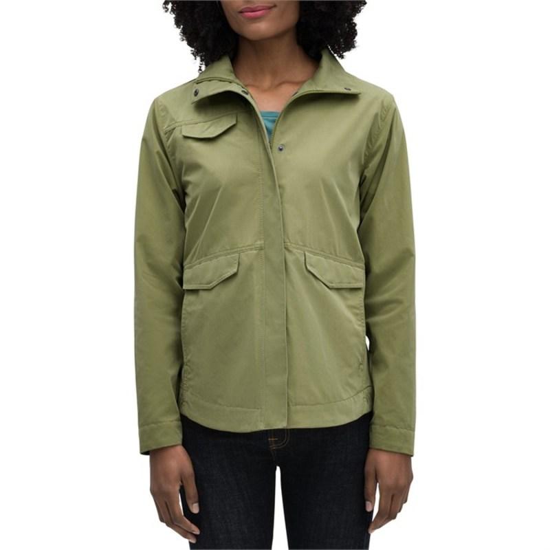 ナウ レディース ジャケット・ブルゾン アウター nau Introvert Crop Jacket - Women's Loden