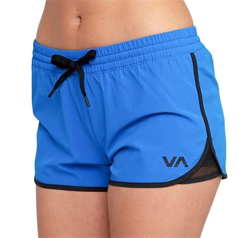 ルーカ レディース ハーフパンツ・ショーツ ボトムス RVCA Featherweight Stretch Shorts - Women's Cobalt