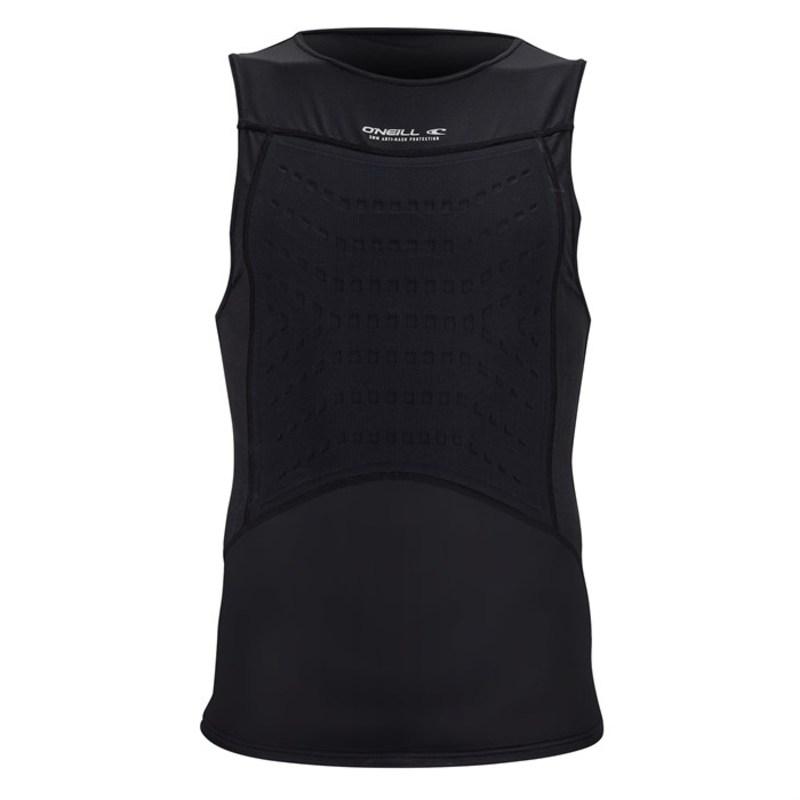 オニール メンズ 上下セット 水着 O'Neill Hyperfreak Rib Cage Wetsuit Vest Black