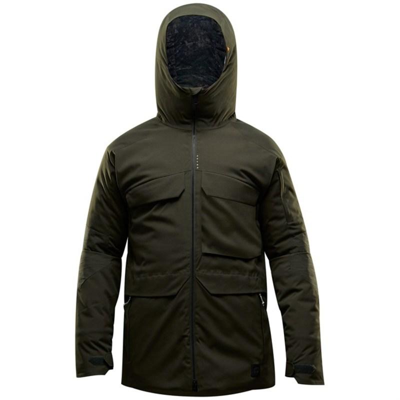 オラージュ メンズ ジャケット・ブルゾン アウター Orage Watson Jacket Alpine Conifer