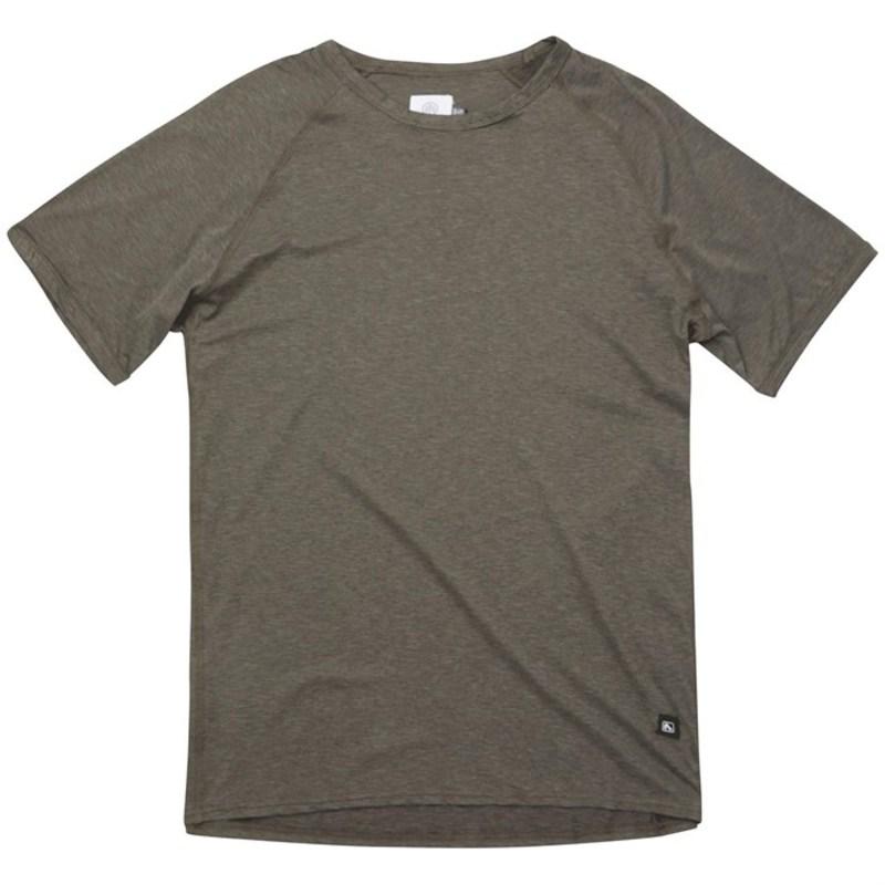 フライロー メンズ Tシャツ トップス Flylow Nash T-Shirt Stout