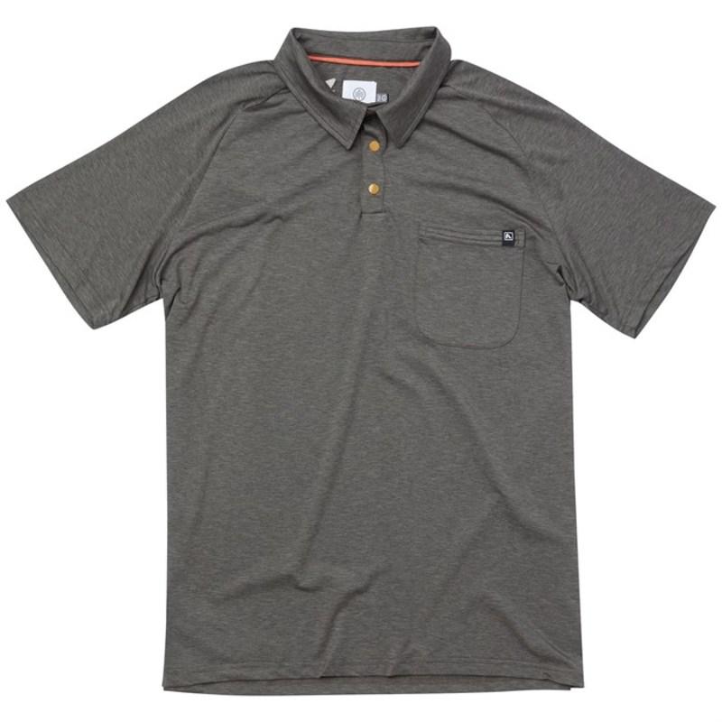 フライロー メンズ Tシャツ トップス Flylow Lopez Polo Shirt Stout
