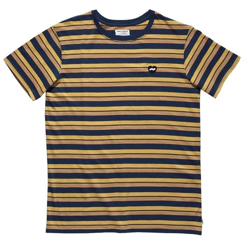バンクス メンズ Tシャツ トップス Banks Balance T-Shirt Insignia Blue
