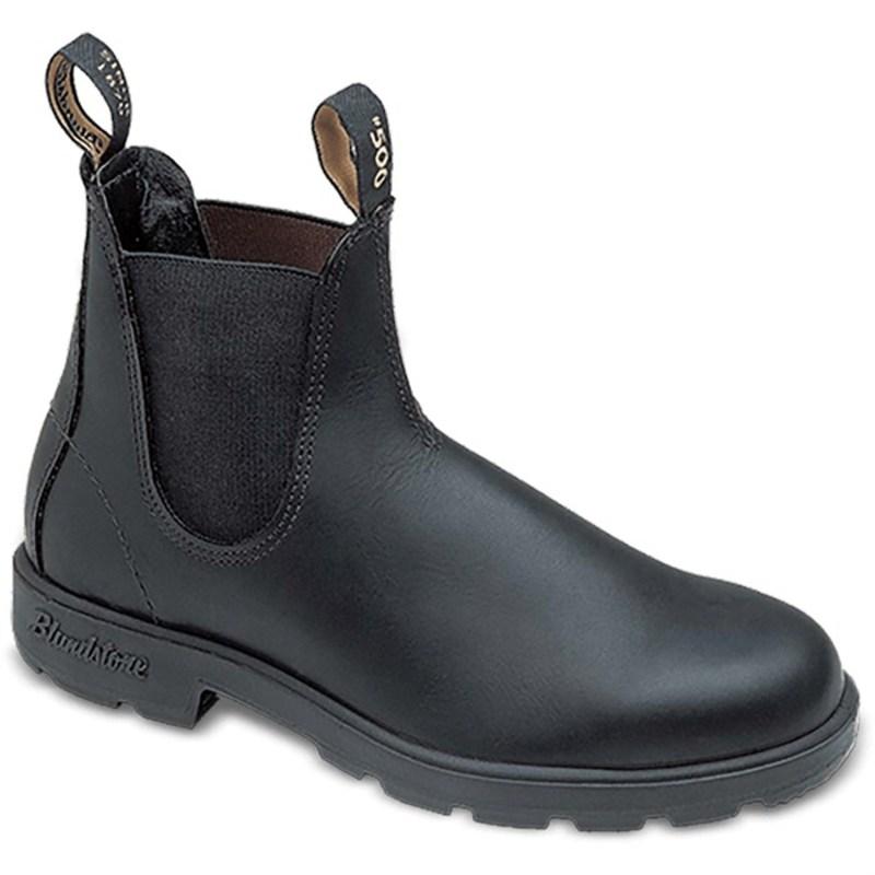 ブランドストーン メンズ ブーツ・レインブーツ シューズ Blundstone Original 500 Series Boots Volton Black #510