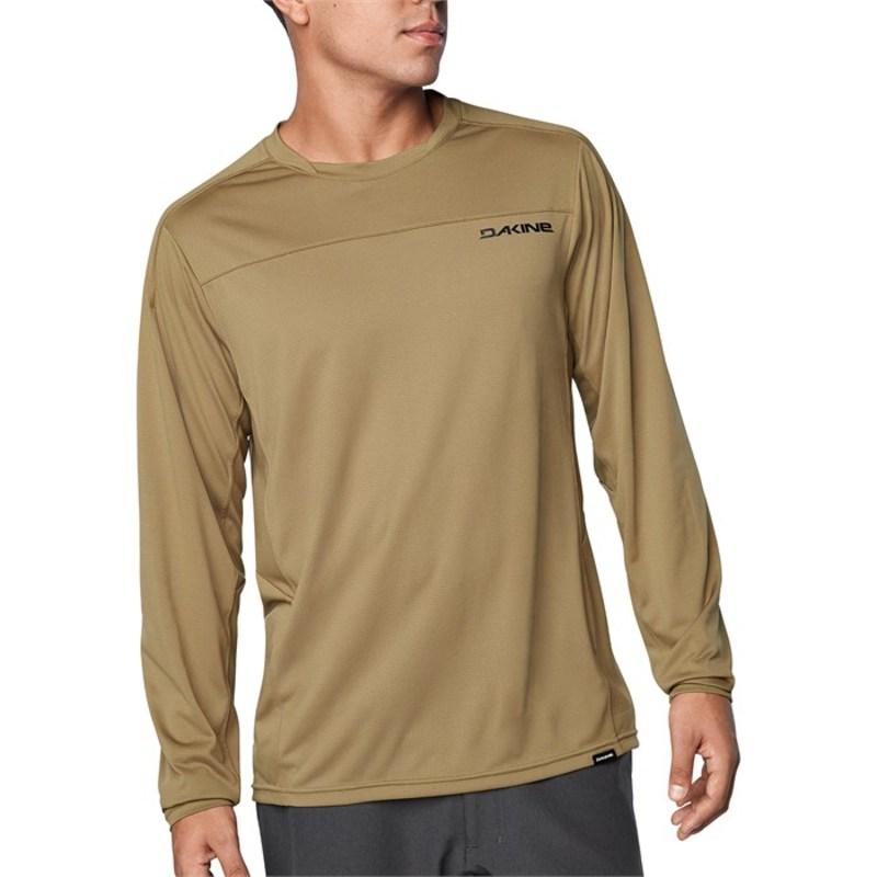 ダカイン メンズ Tシャツ トップス Dakine Syncline L/S Jersey Sand Storm