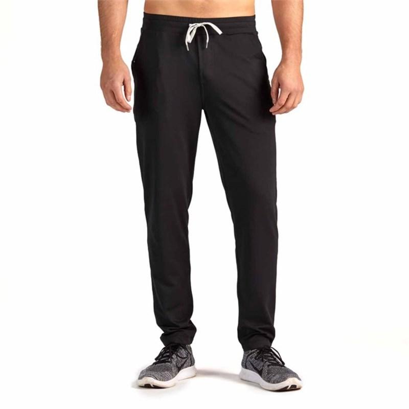 ビュオーリ メンズ カジュアルパンツ ボトムス Vuori Ponto Performance Pants Blackf76gyb