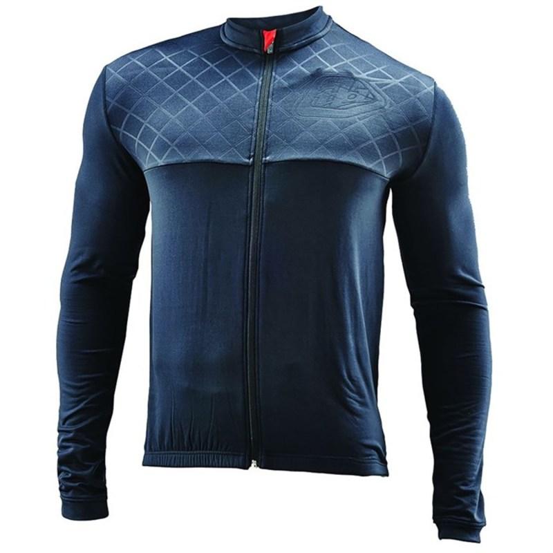 トロイリーデザイン メンズ Tシャツ トップス Troy Lee Designs Ace Thermal Jersey Black