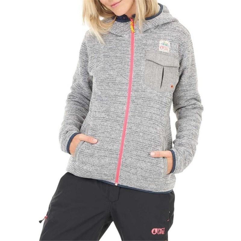 ピクチャー オーガニック レディース ジャケット・ブルゾン アウター Picture Organic Moder Jacket - Women's Grey