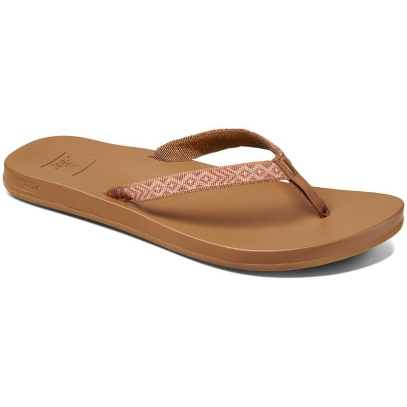 リーフ レディース サンダル シューズ Reef Cushion Bounce Woven Sandals - Women's Natural