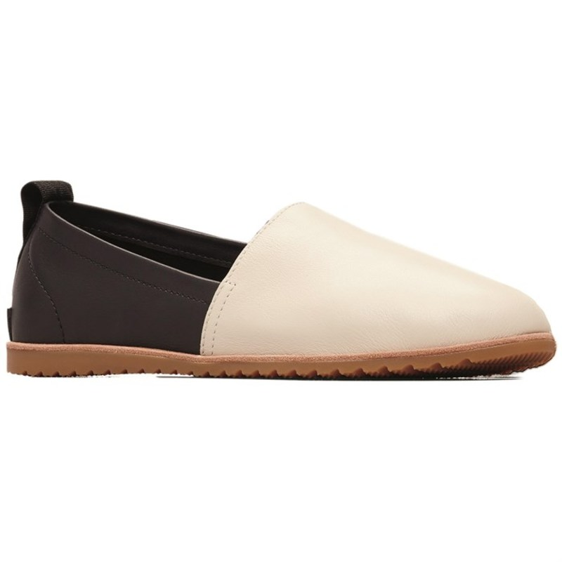 ソレル レディース スリッポン・ローファー シューズ Sorel Ella Slip-On Shoes - Women's Sea Salt