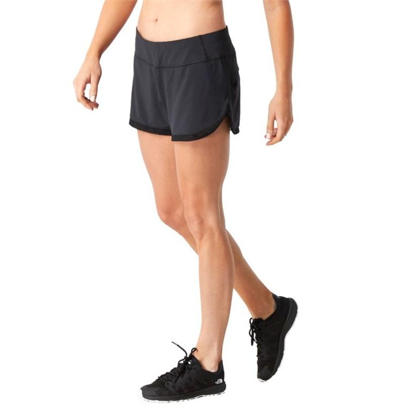 スマートウール レディース ハーフパンツ・ショーツ ボトムス Smartwool Merino Sport Lined Shorts - Women's Black