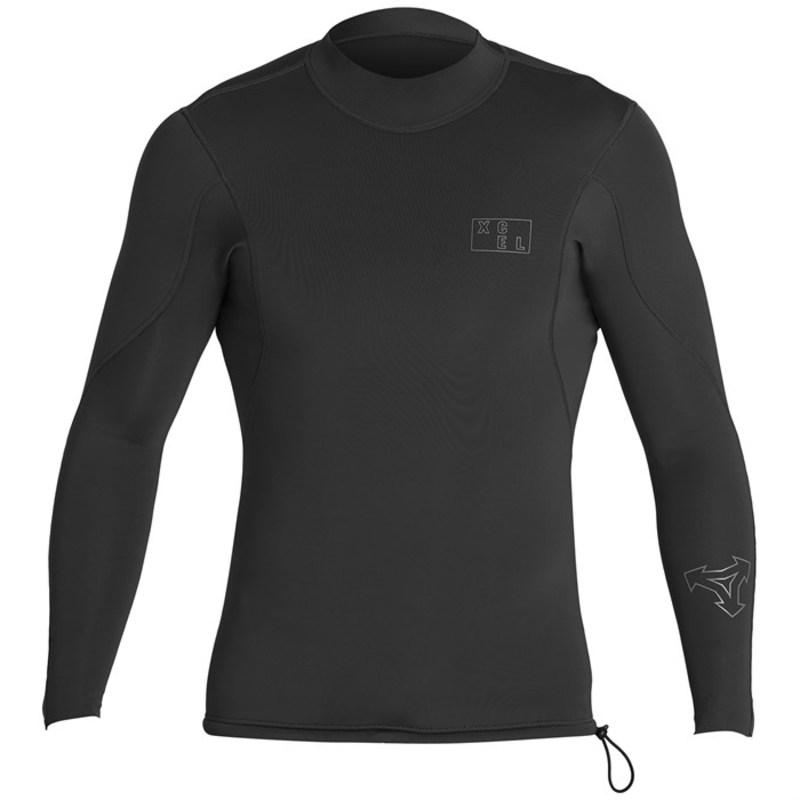 エクセル メンズ 上下セット 水着 XCEL Axis 2/1 Long Sleeve Wetsuit Jacket Black
