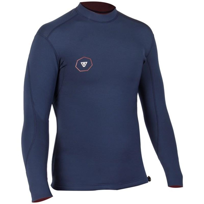 ヴィスラ メンズ 上下セット 水着 Vissla 1mm Reversible Performance Wetsuit Jacket Midnight