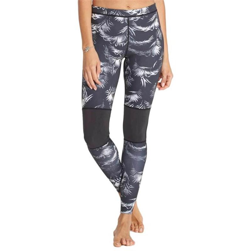ビラボン レディース ボトムスのみ 水着 Billabong Skinny Sea Legs Wetsuit Pants - Women's Black Sands