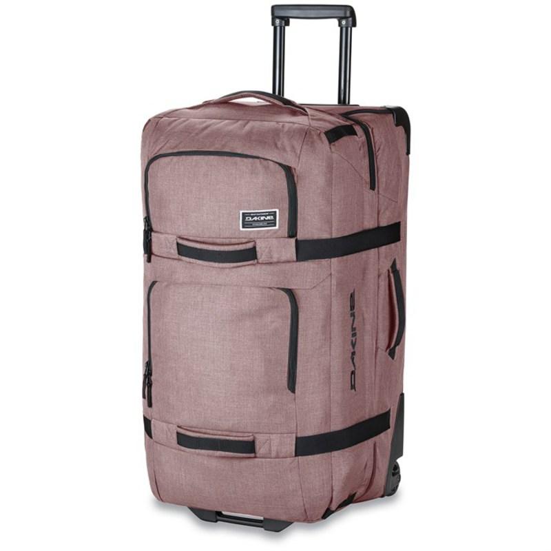 ダカイン メンズ スーツケース バッグ Dakine Split Roller 85L Bag Woodrose