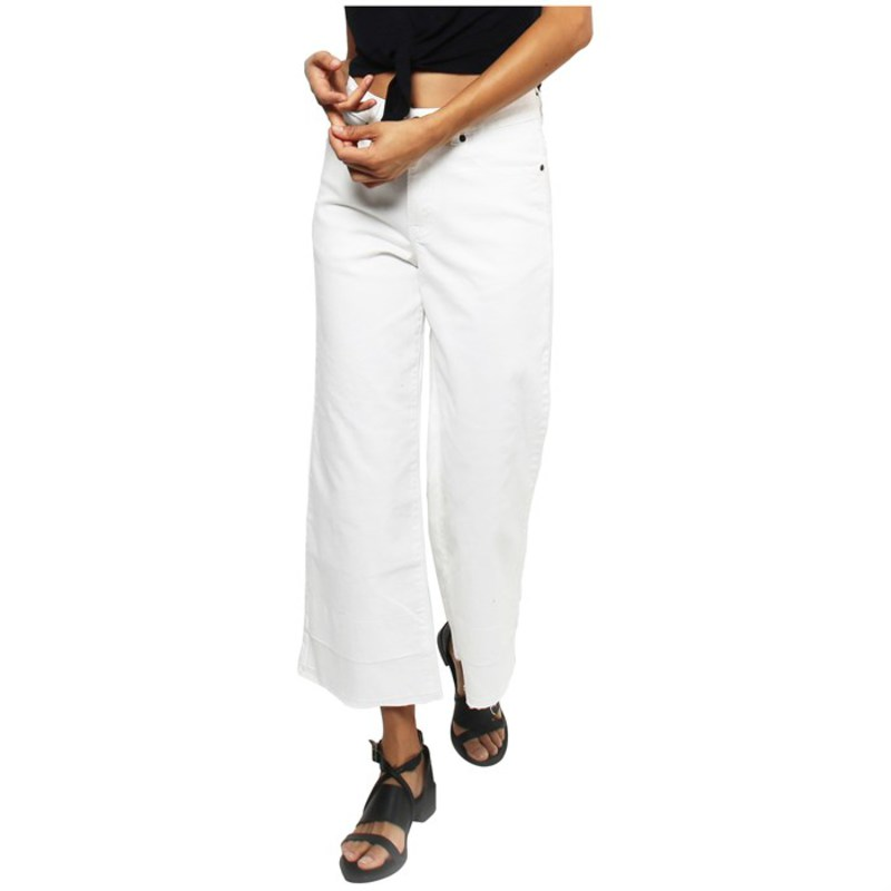 リラ レディース カジュアルパンツ ボトムス Lira Jonsey Pants - Women's Ivory