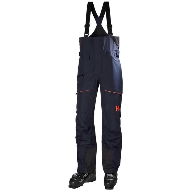 ヘリーハンセン レディース カジュアルパンツ ボトムス Helly Hansen Kvitegga Bib Shell Pants - Women's Navy