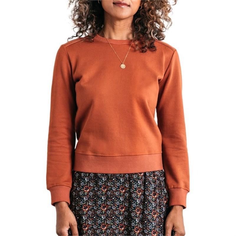 ブリッジアンドバーン レディース ニット・セーター アウター Bridge & Burn Linnton Sweater - Women's Curry