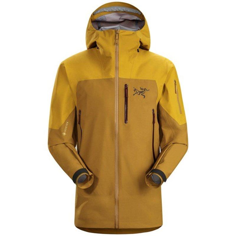 アークテリクス メンズ ジャケット・ブルゾン アウター Arc'teryx Sabre LT Jacket Golden Mind